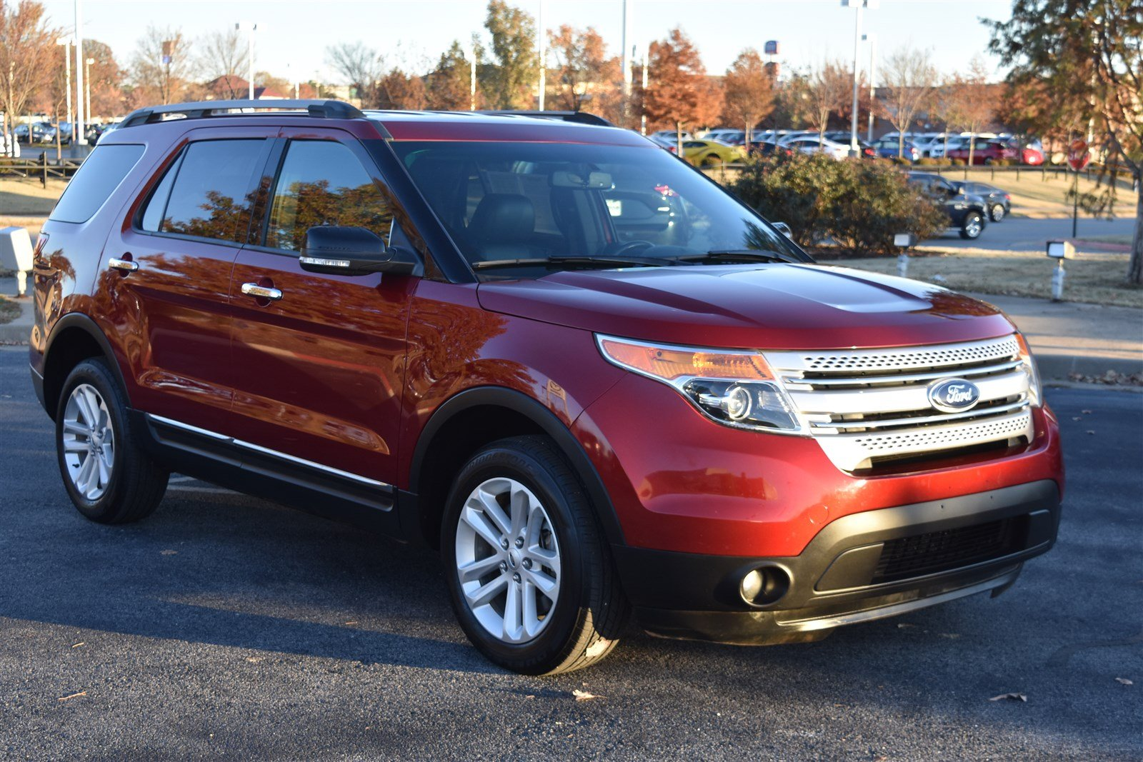 Pre owned 2015 ford explorer xlt 4wd