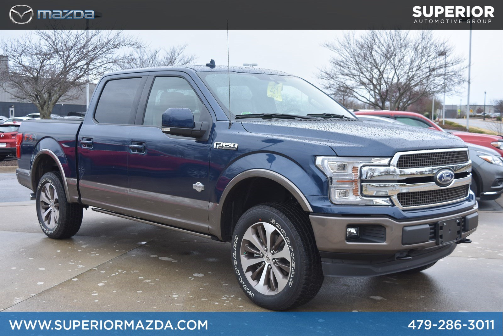 Pre-Owned 2019 Ford F-150 King Ranch 4WD