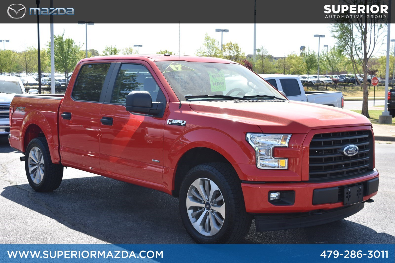 Pre Owned 2017 Ford F 150 Xl 4wd