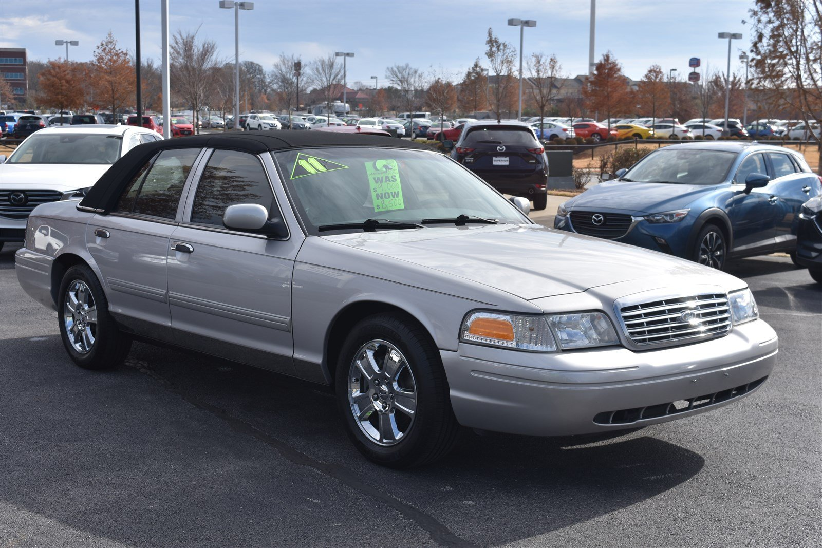 Pre Owned  Ford Crown Victoria Lx