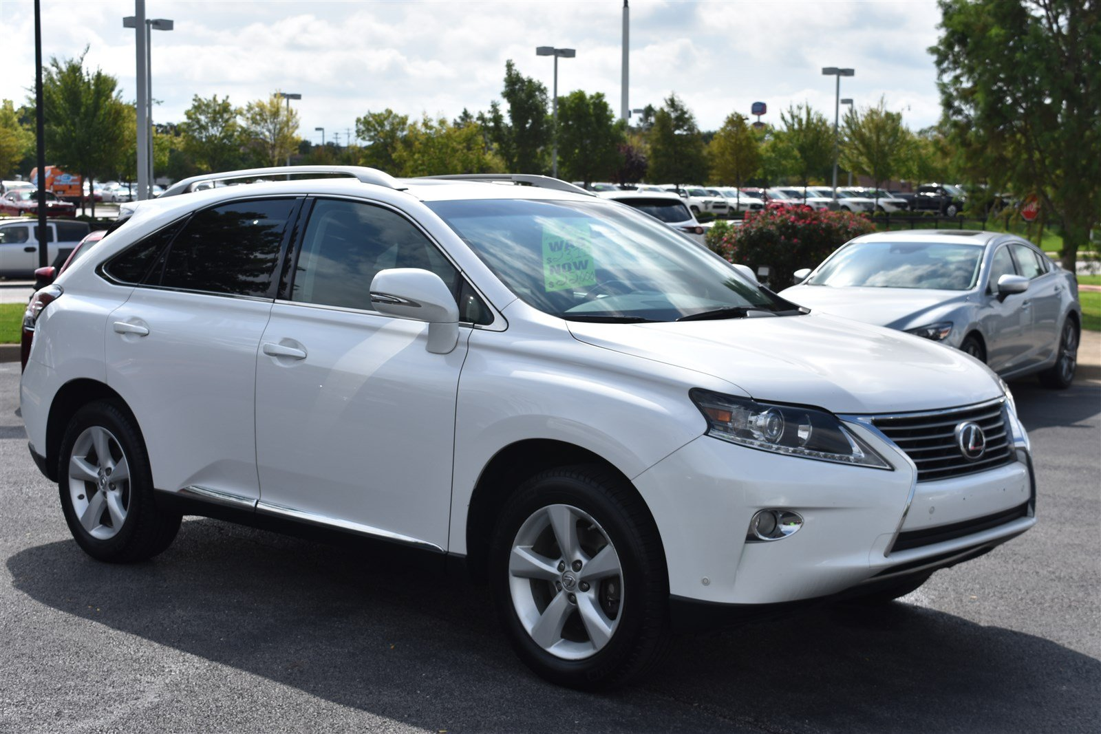 Charming Pre Owned 2013 Lexus RX 350 4WD