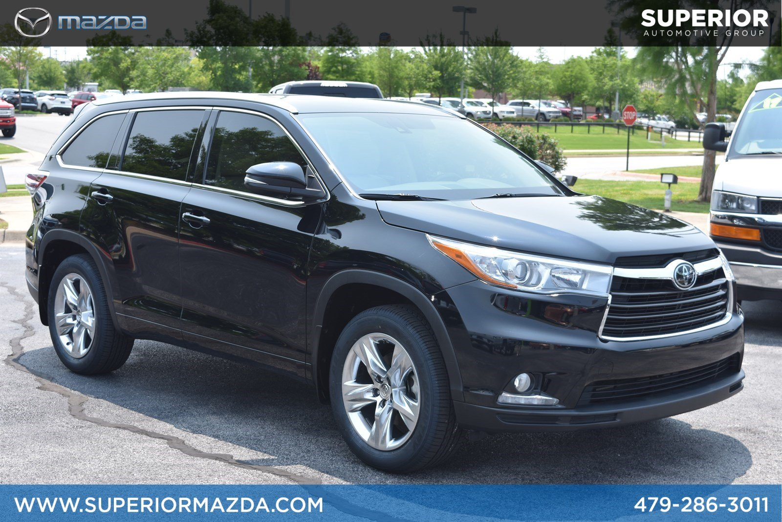 Pre-Owned 2015 Toyota Highlander Limited AWD