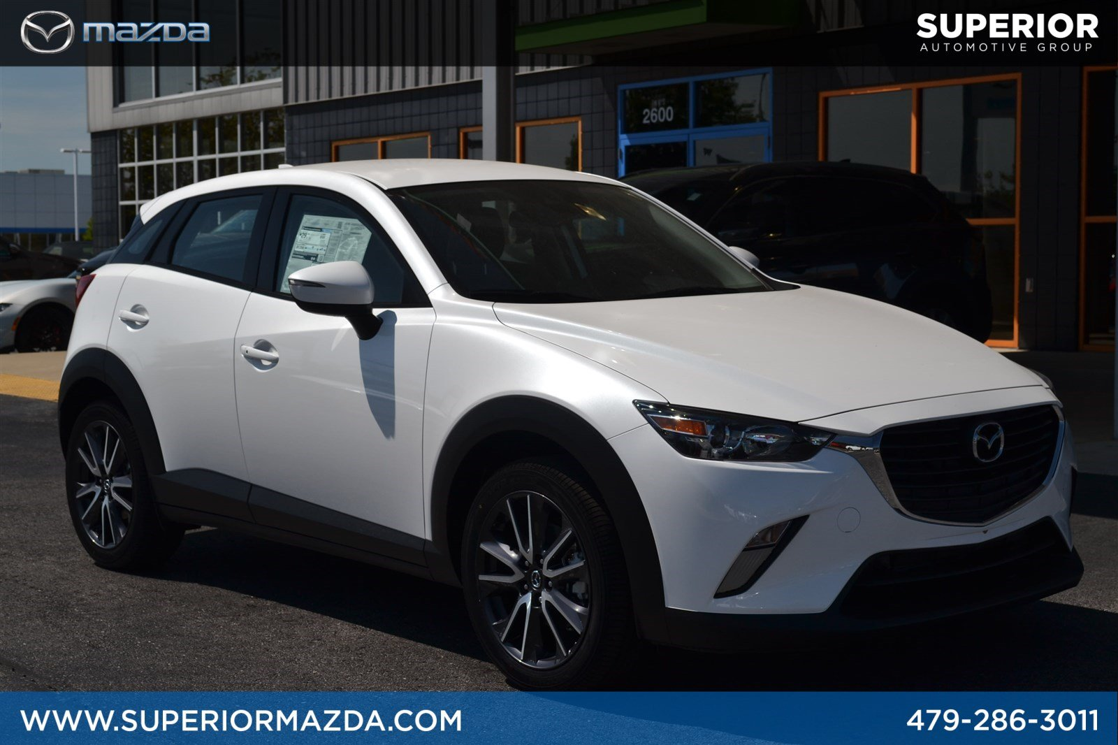Certified Pre Owned 2018 Mazda Cx 3 Touring