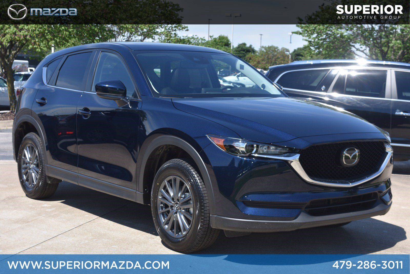 New 2020 Mazda CX-5 Touring