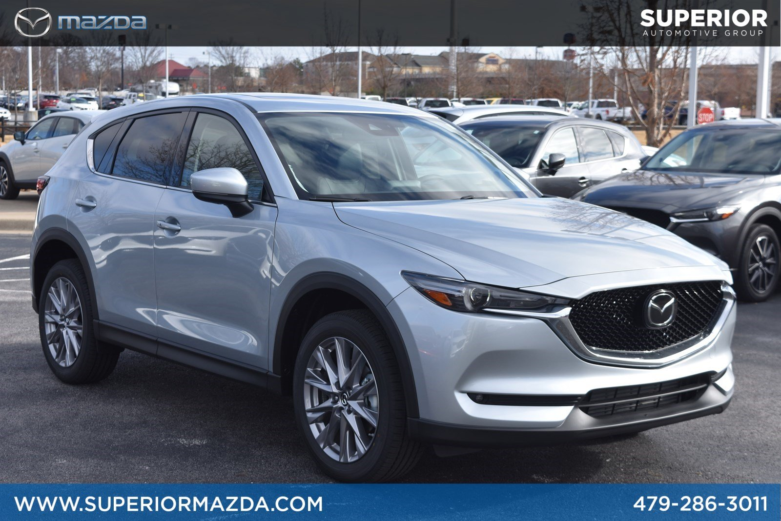 New 2019 Mazda Cx 5 Grand Touring Reserve Sport Utility In
