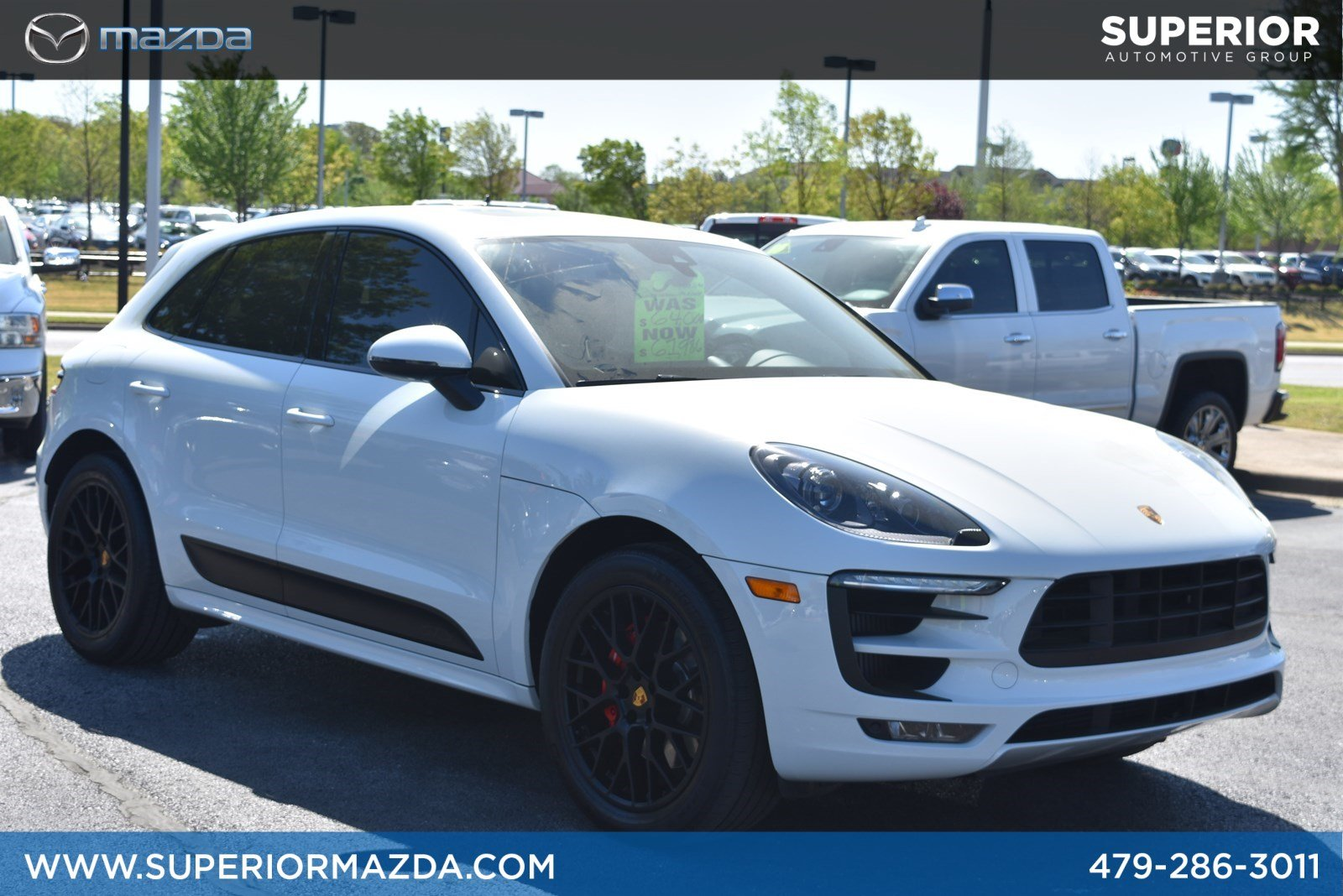 Pre-Owned 2017 Porsche Macan GTS AWD