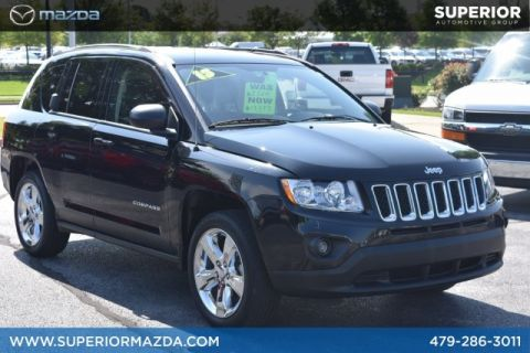 Pre-Owned 2013 Jeep Compass Limited 4WD