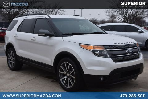 Pre-Owned 2015 Ford Explorer XLT Sport