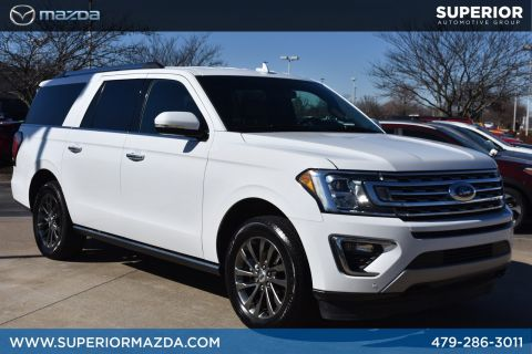Pre-Owned 2019 Ford Expedition Max Limited 4WD
