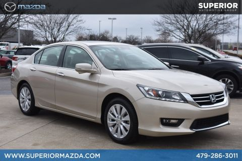 Pre-Owned 2014 Honda Accord Sedan EX-L V6