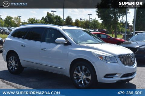 Pre-Owned 2017 Buick Enclave Premium 4WD
