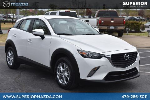 Certified Pre-Owned 2016 Mazda CX-3 Touring AWD
