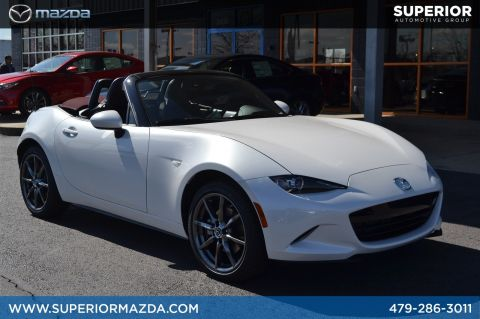New 2018 Mazda MX-5 Miata Grand Touring