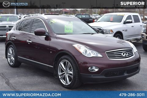 Pre-Owned 2015 INFINITI QX50 Journey AWD
