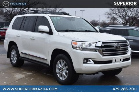 Pre-Owned 2016 Toyota Land Cruiser VXR 4WD